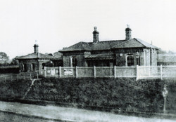 Higham on the Hill Railway Station