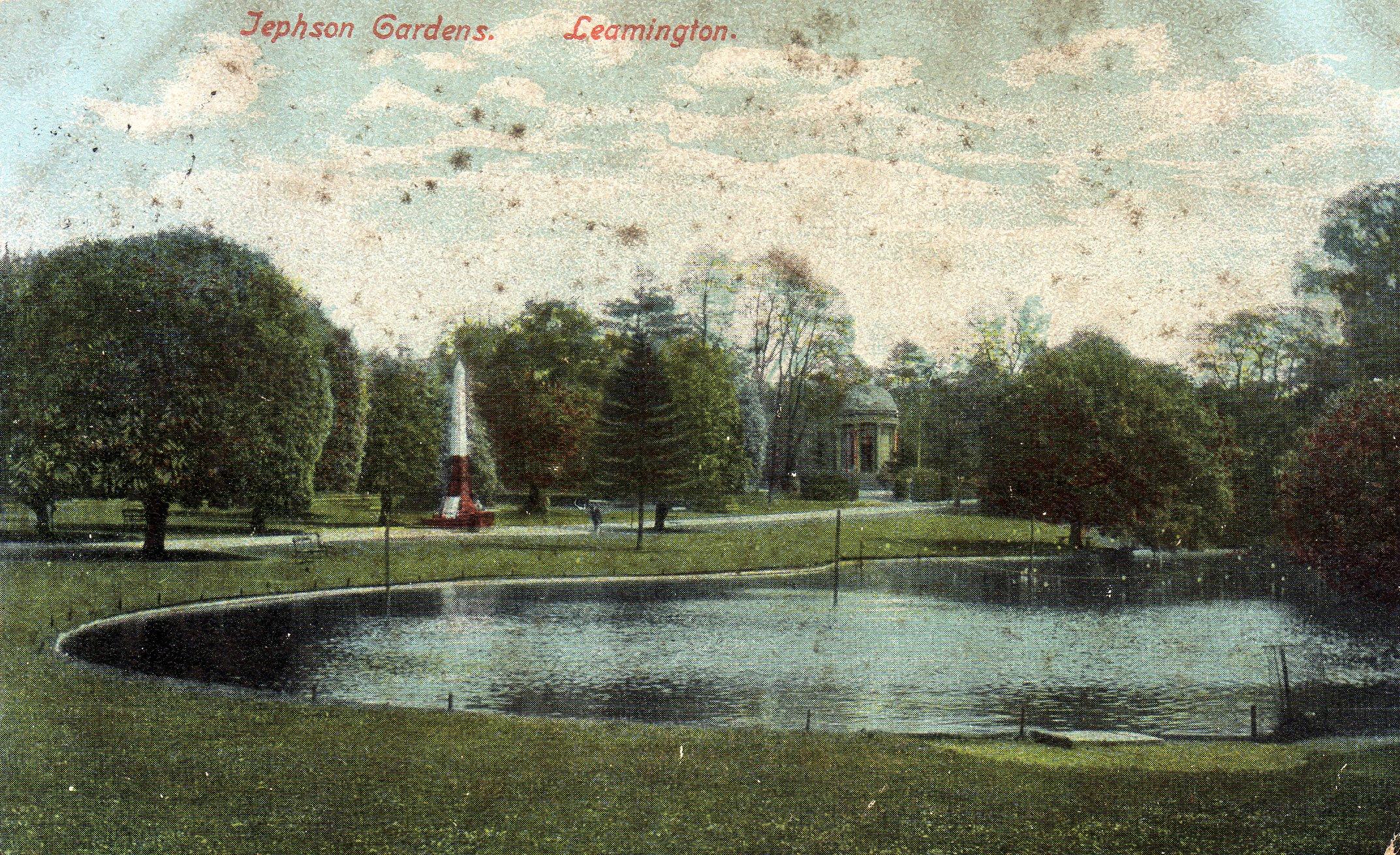 Jephson Gardens