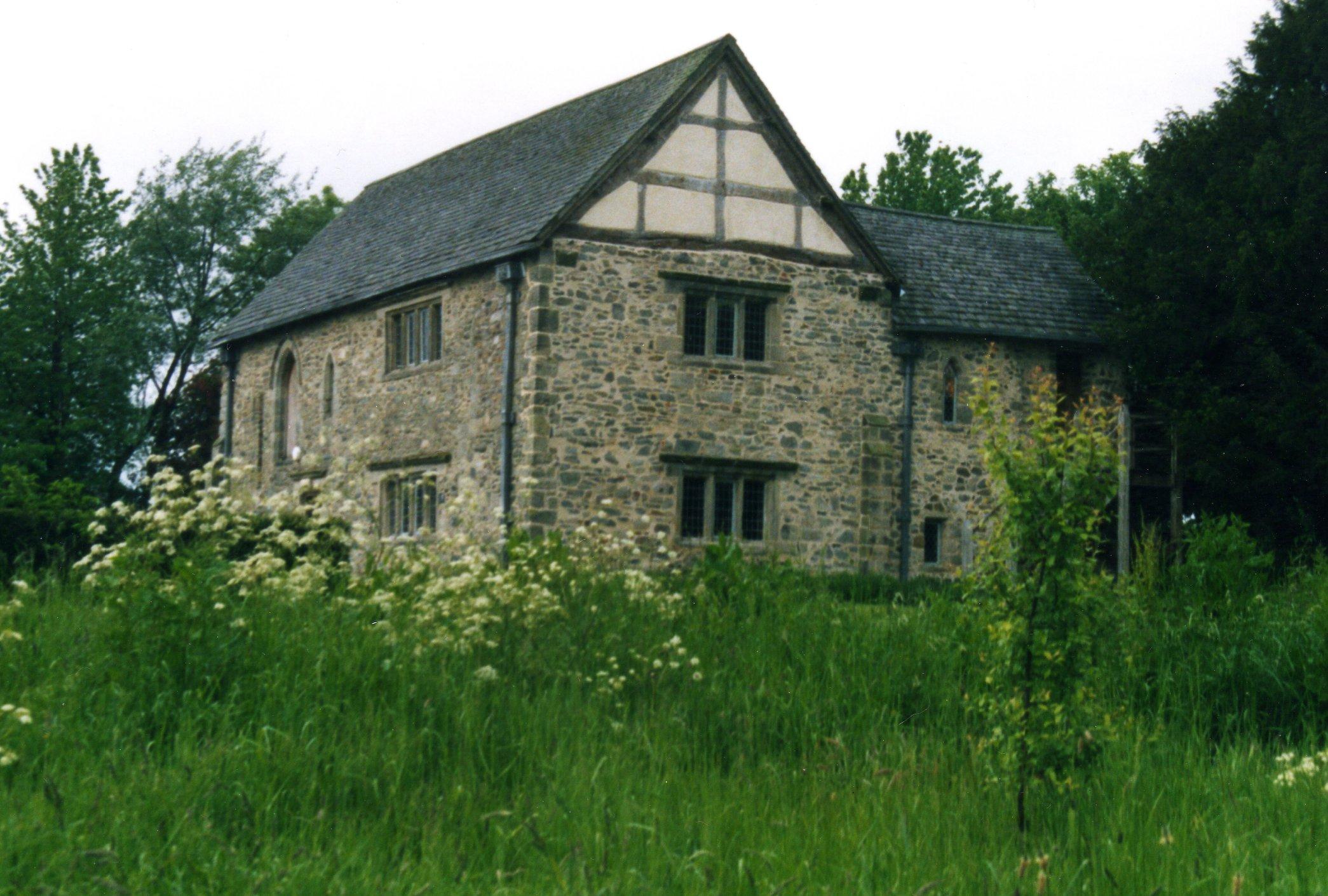 Donington Le Heath Manor House