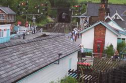 Grosmont Station & Tunnel