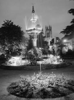 Hitchman Fountain