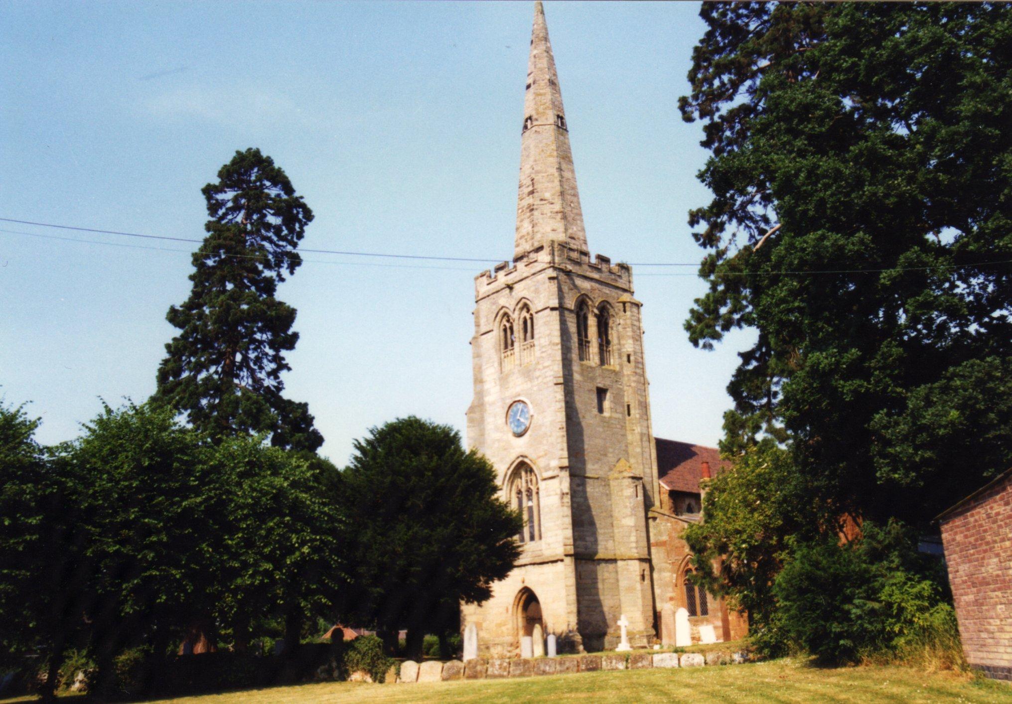 St.Peter's, Grandborough