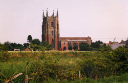 St. Edith, Monks Kirby