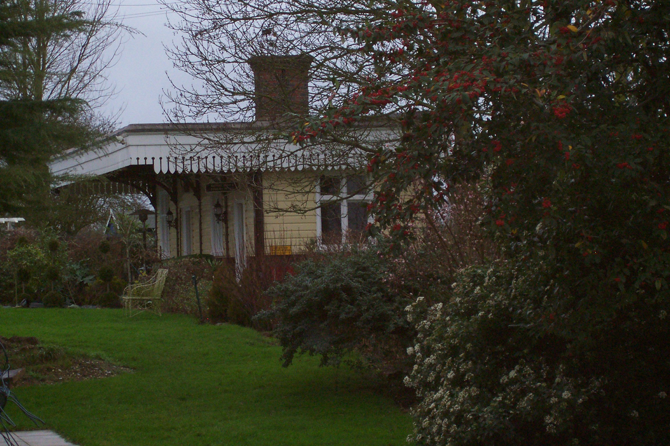 Theddingworth Station