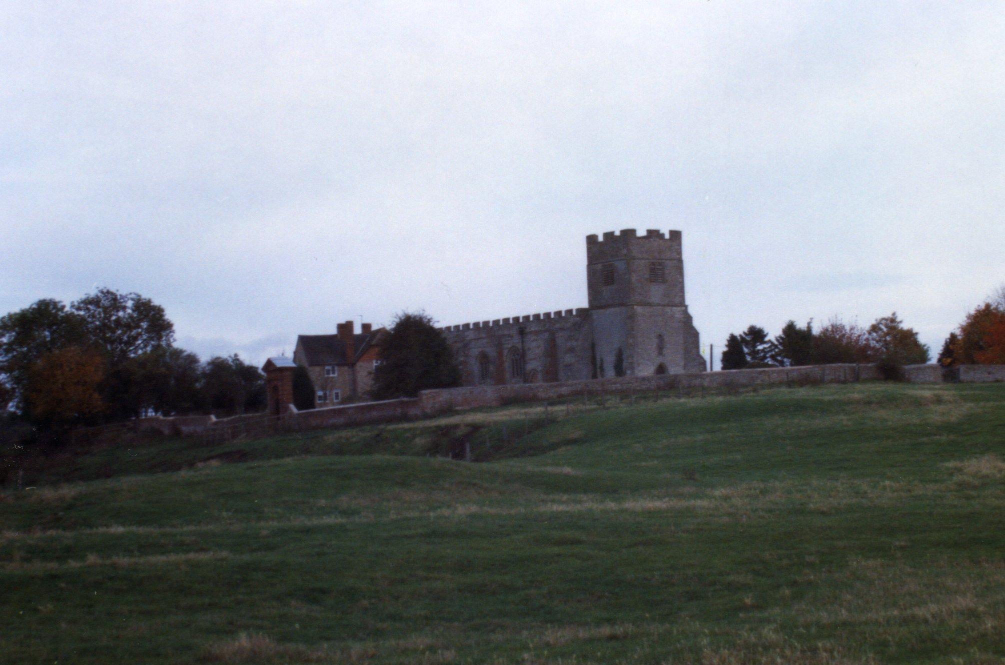 St. Giles, Chesterton