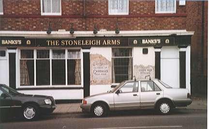 The Stoneleigh Arms