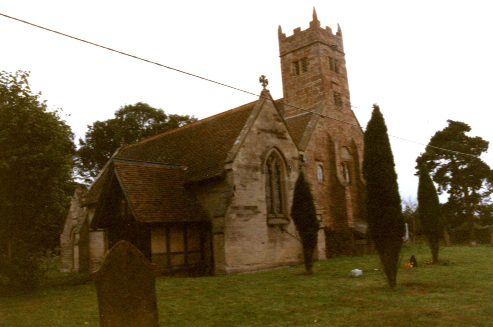 Baxterley Church