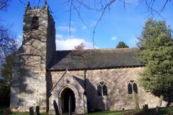 St. Bartholomew, Foston