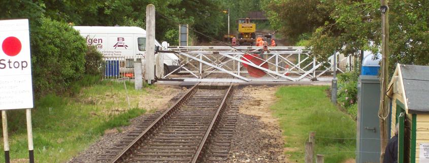 Wymondham Crossing