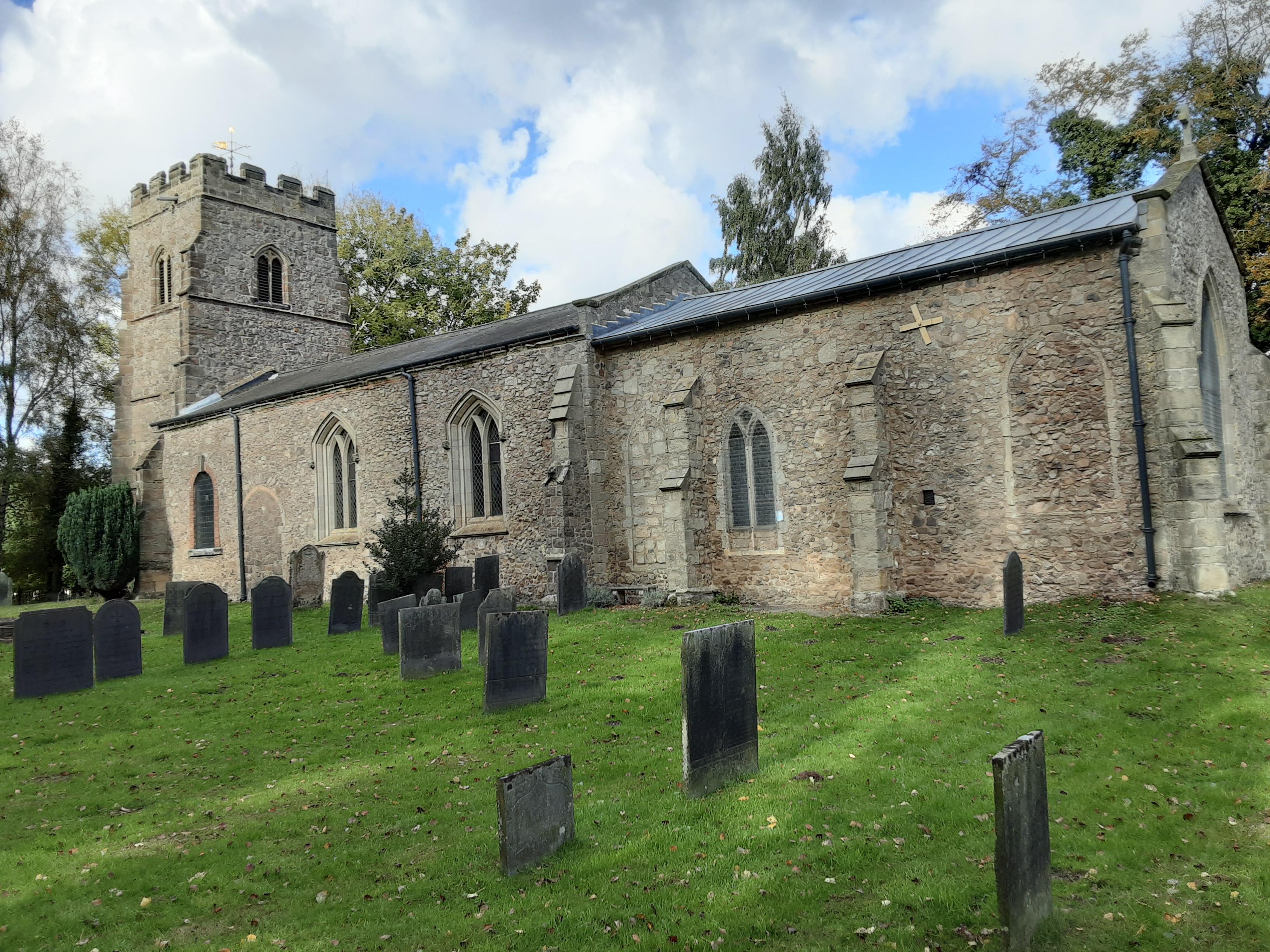 All Saints, Kirkby Mallory