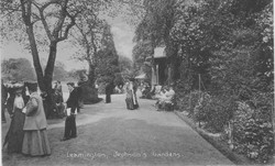 Jephson Gardens and Aviary