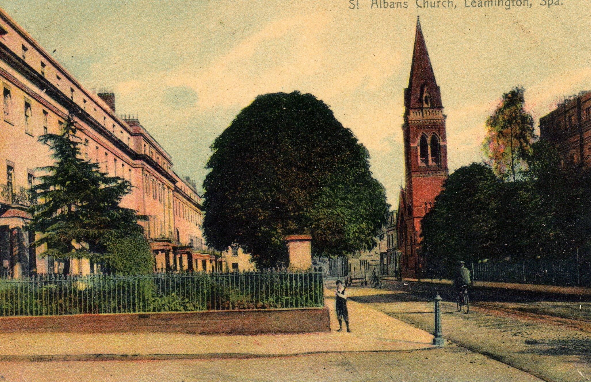 Warwick Street & St. Albans Church