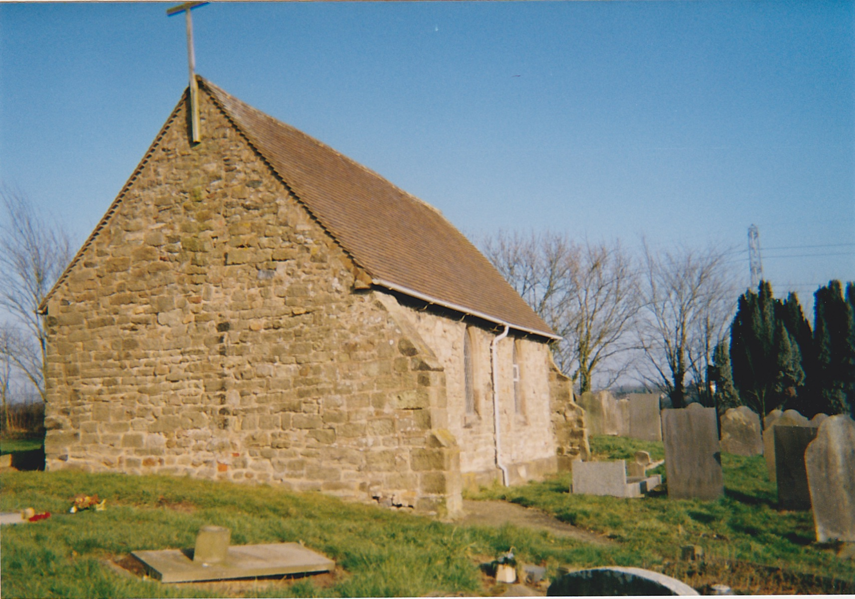 Snibston, St. Mary