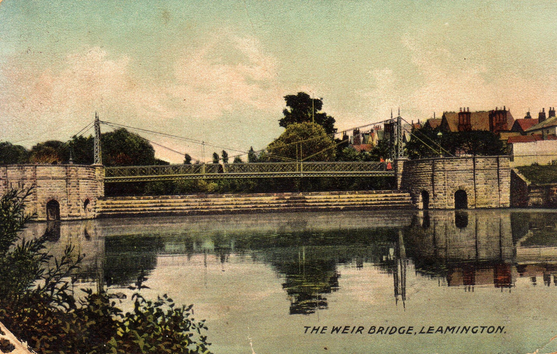 Mill Bridge and Weir