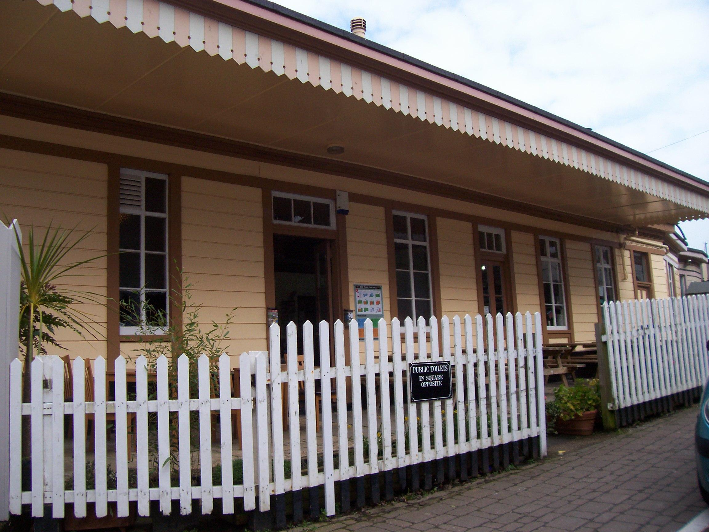 Kingswear Station