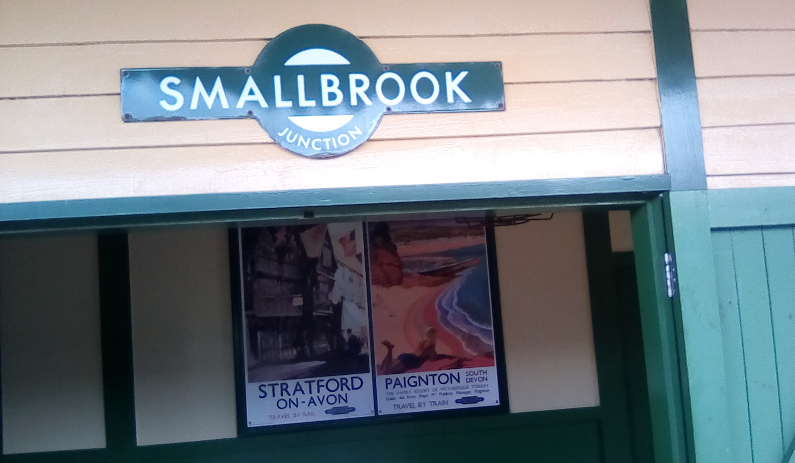 Smallbrook Junction