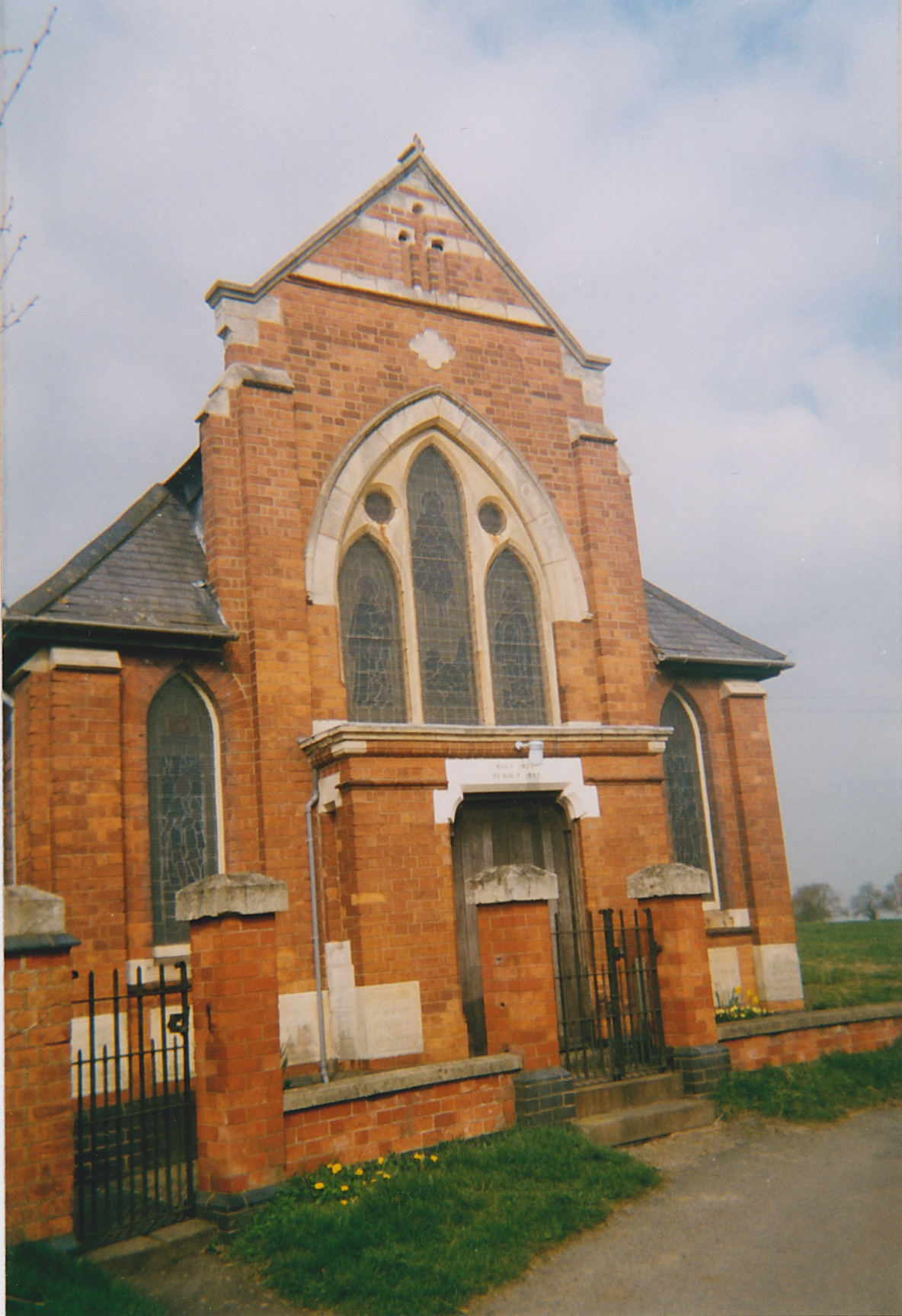 Stapleton Methodist Chapel