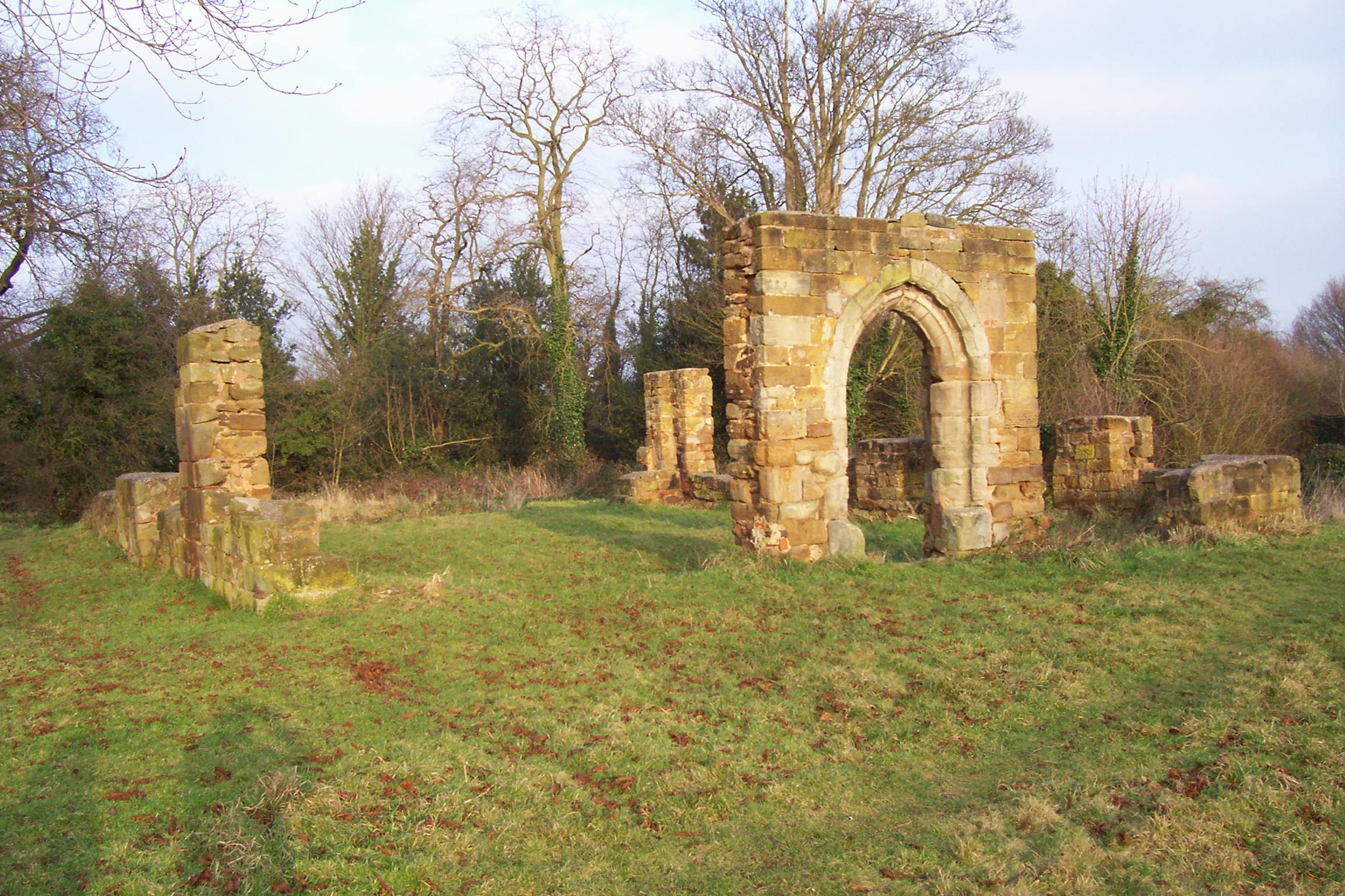 Alvecote Priory