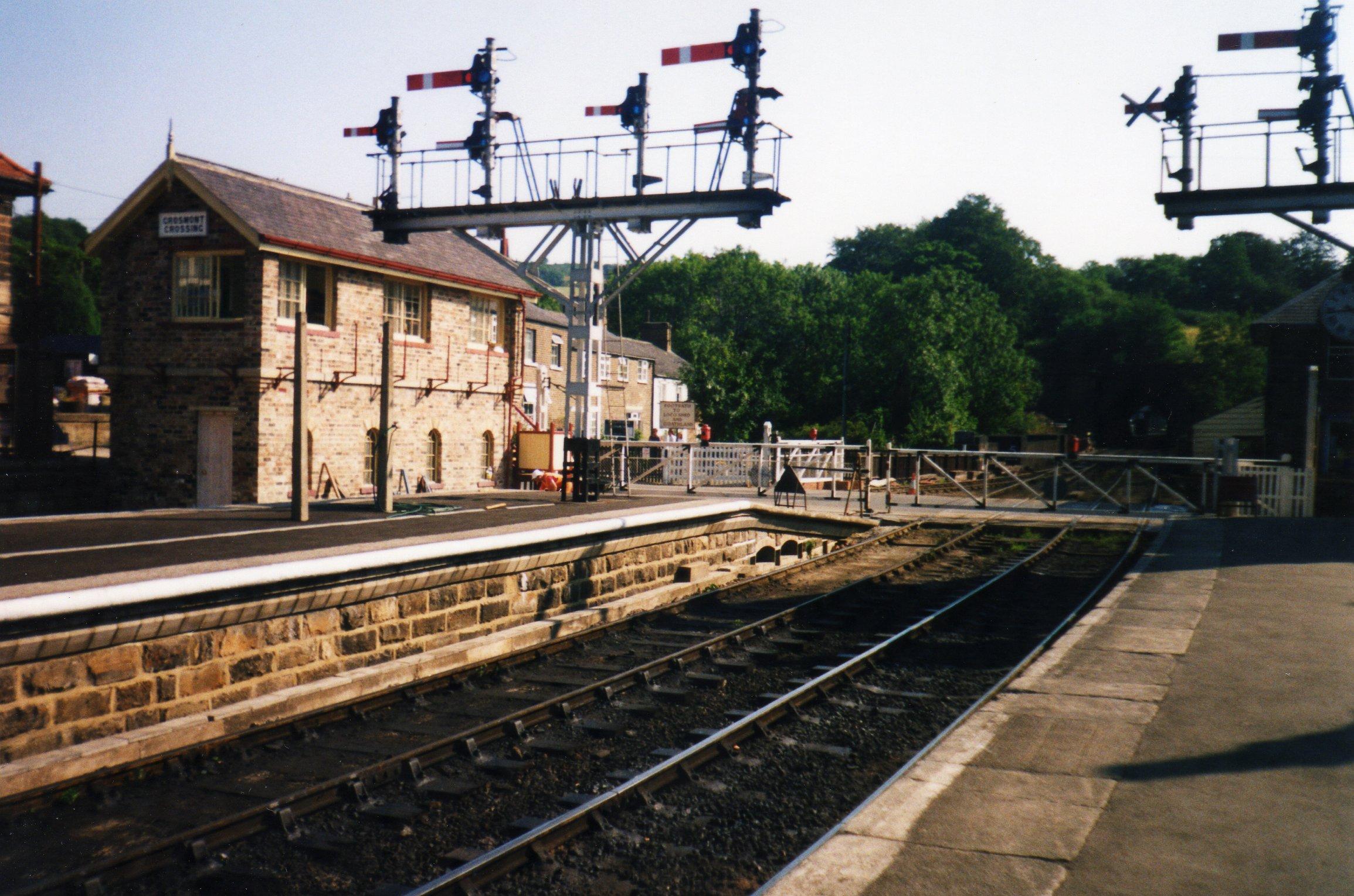 Grosmont Crossing
