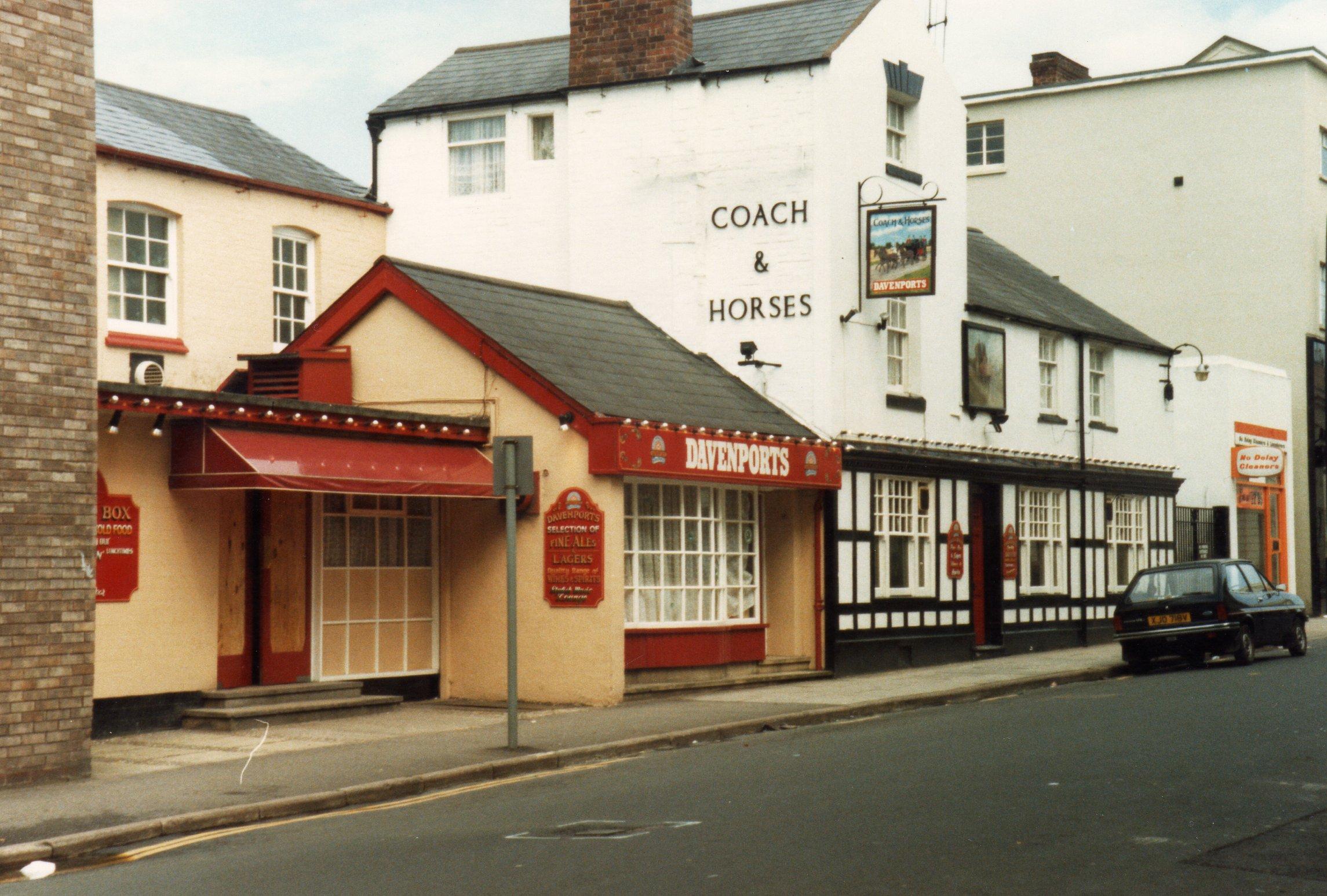 The Coach & Horses