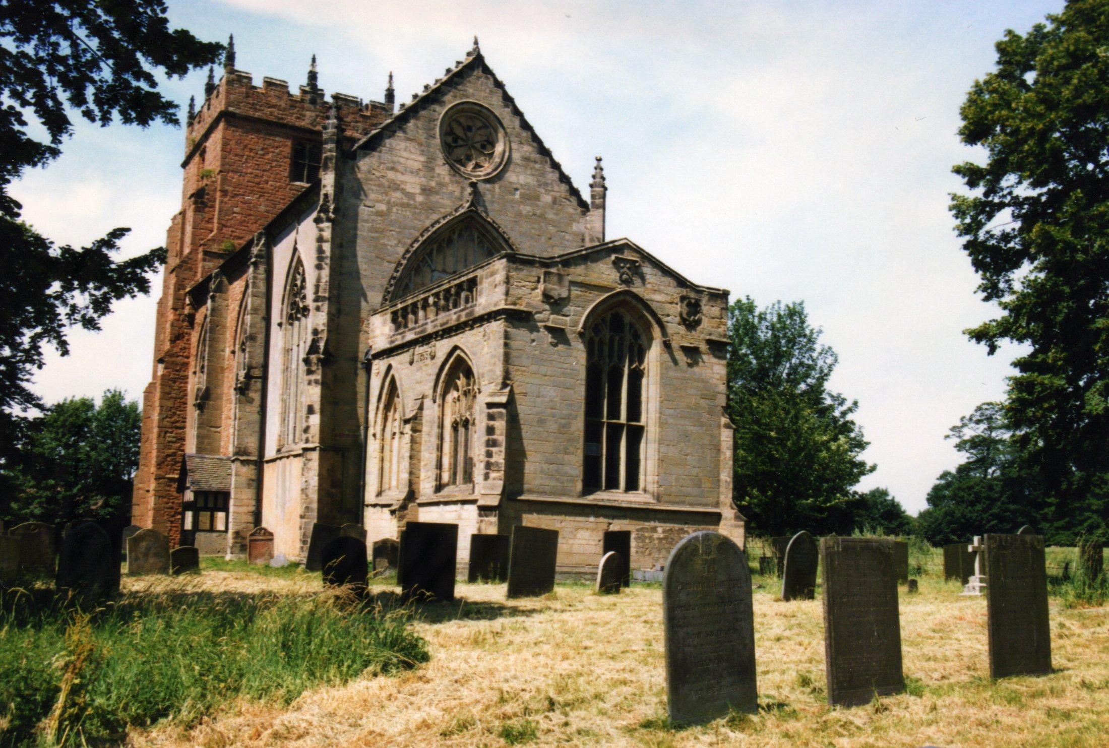St. Mary, Astley