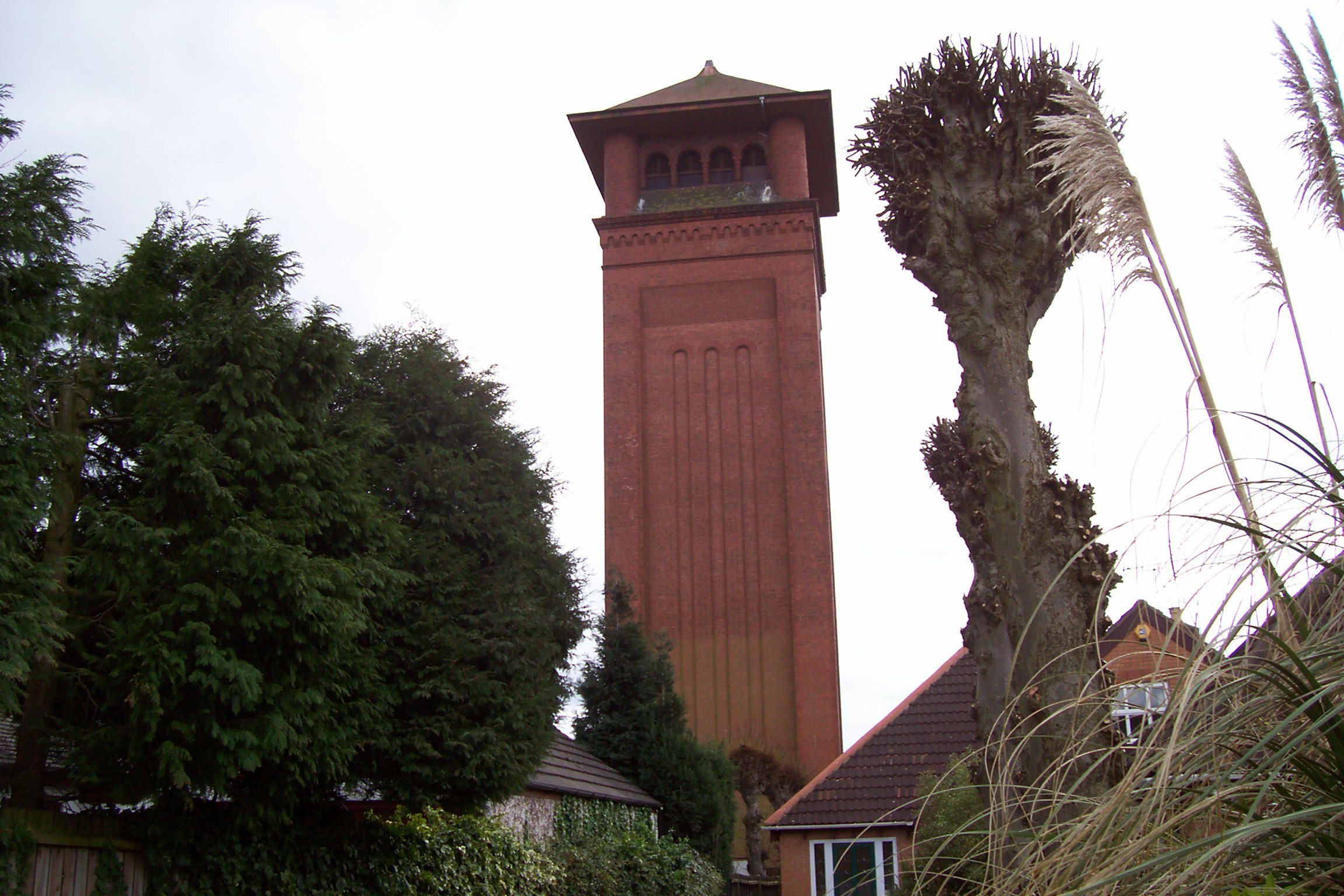 Bedworth Water Tower