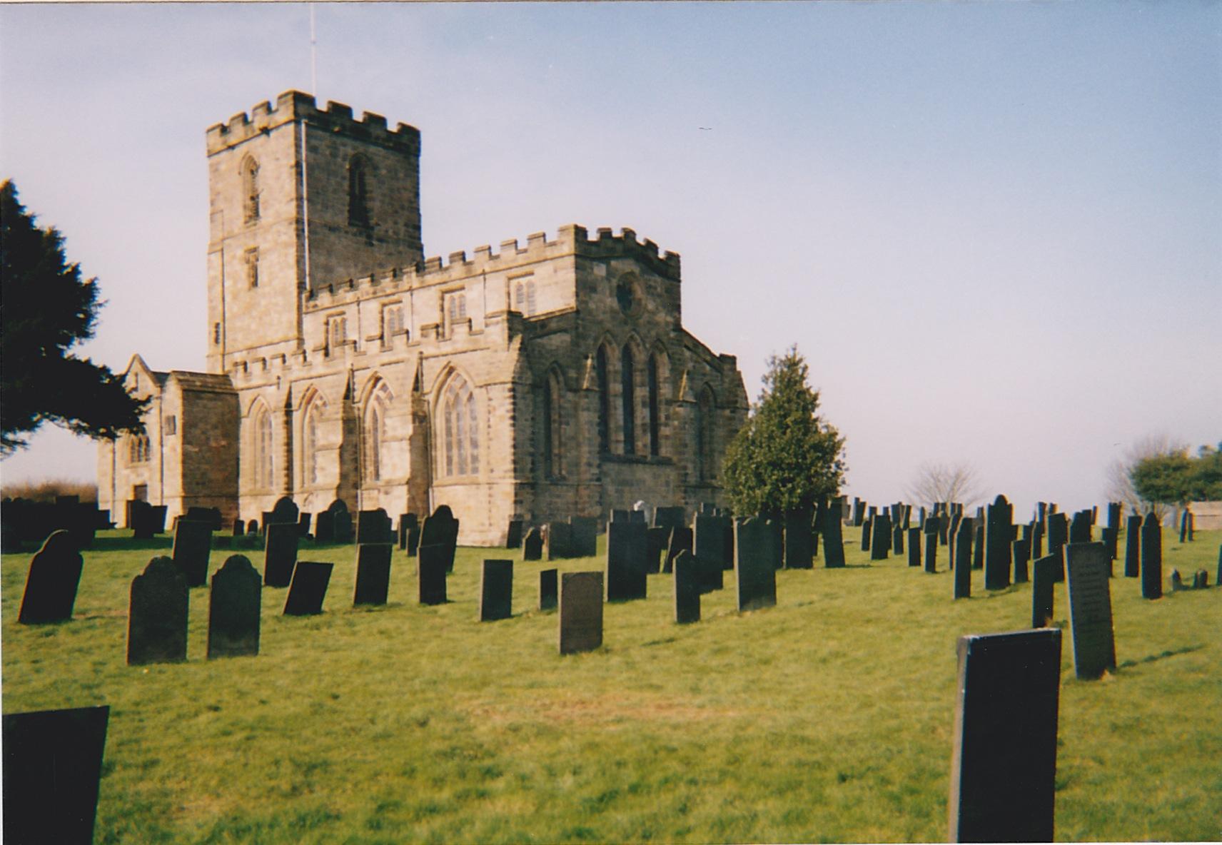 Breedon, St. Mary & St. Hardulph