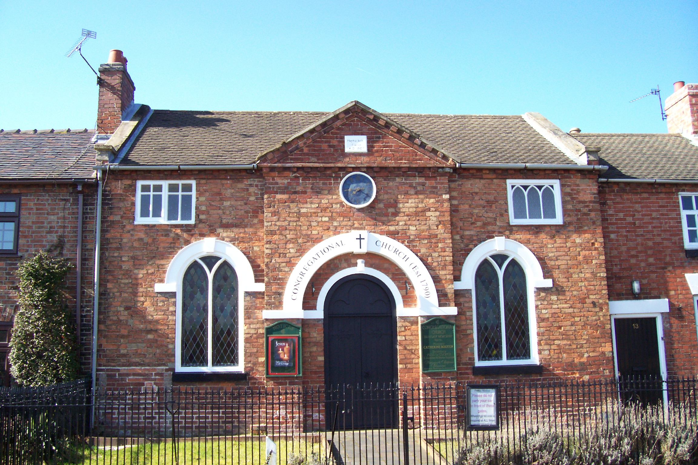 Newton Burgoland Congregational