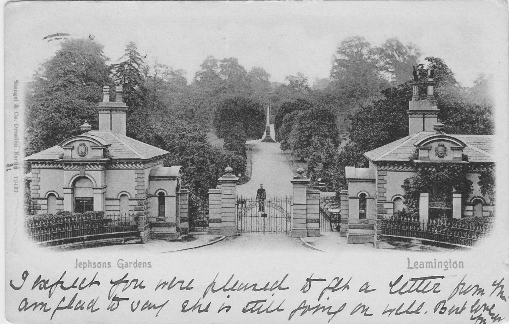 Jephson Gardens & Lodges