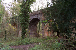 Old Railway Viaduct, Grace Dieu