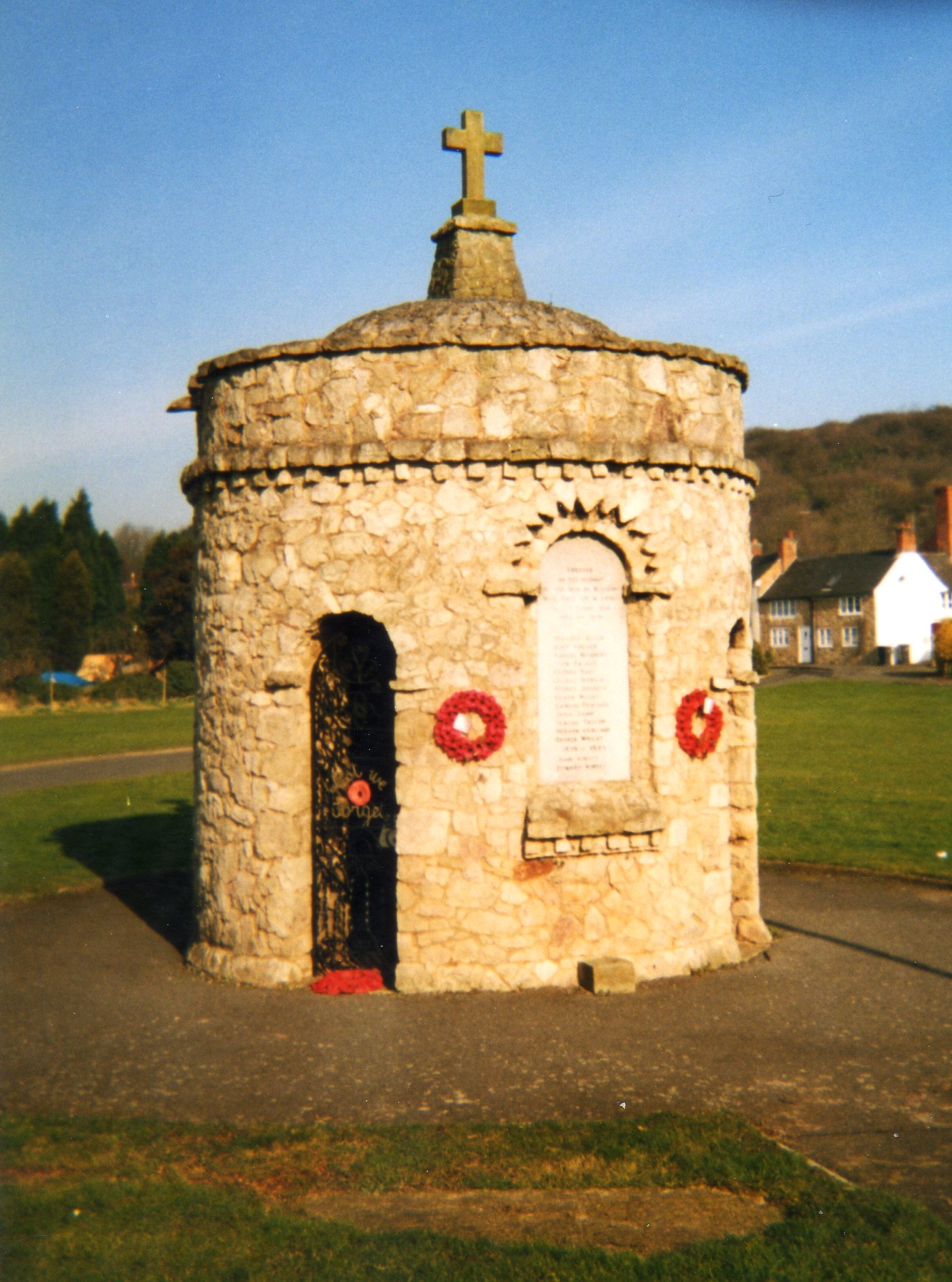 War Memorial, Breedon on the Hill