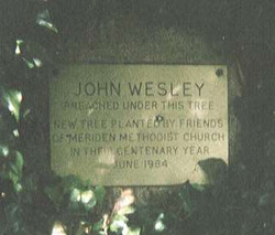 Plaque at Kinwalsey