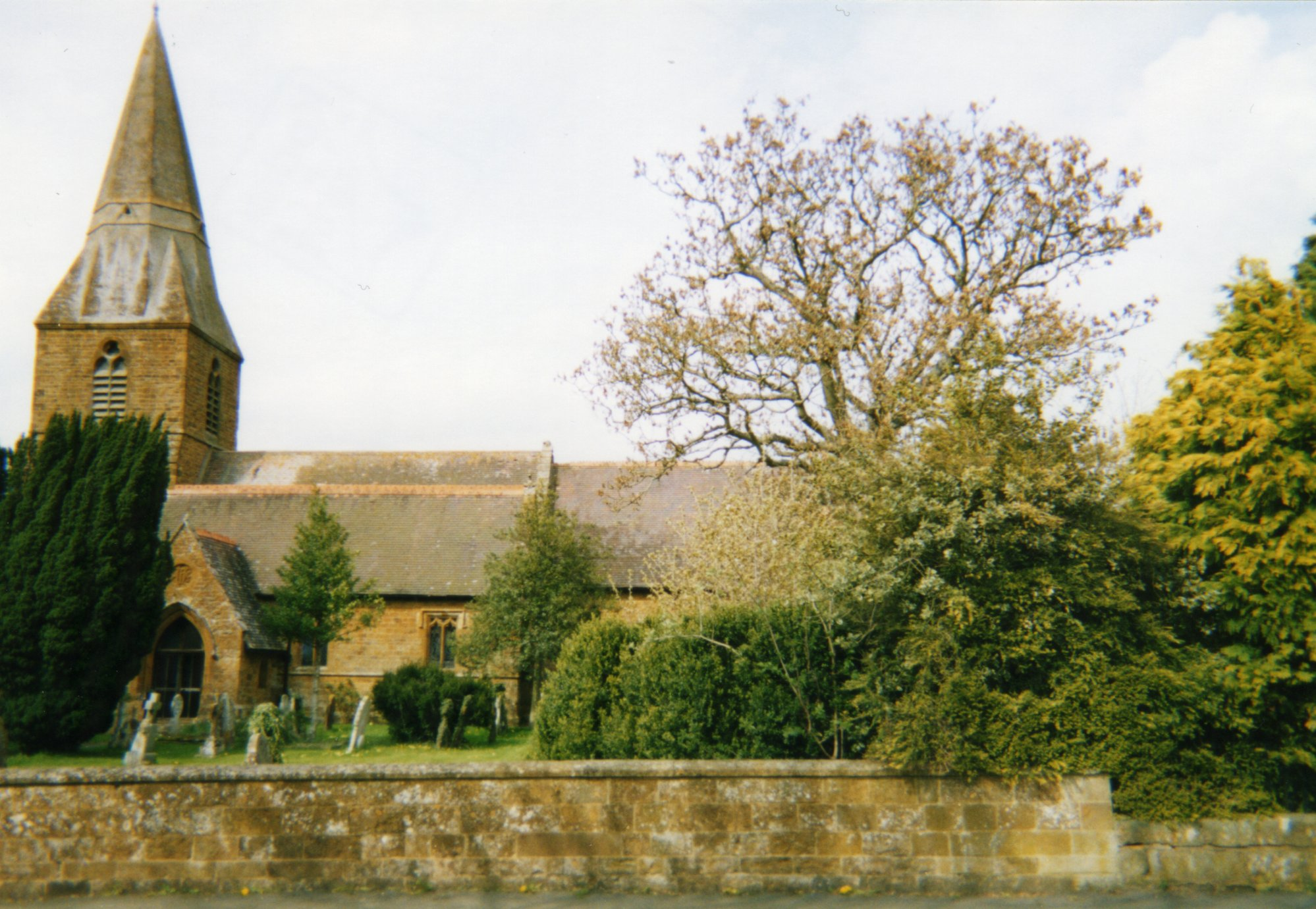 St. Peter's Radway