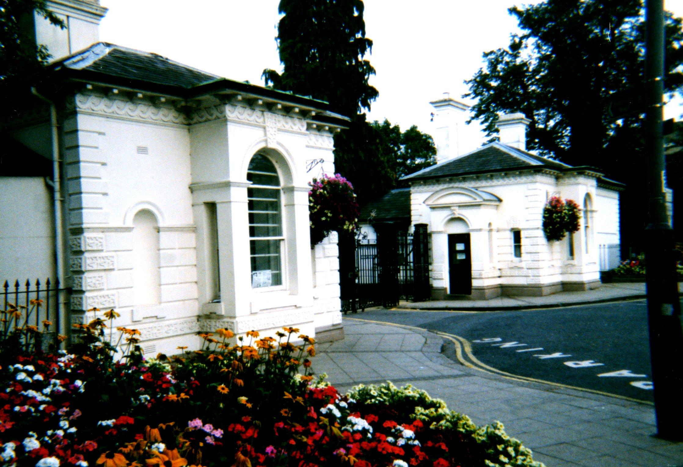 The Lodges, Jephson Gardens