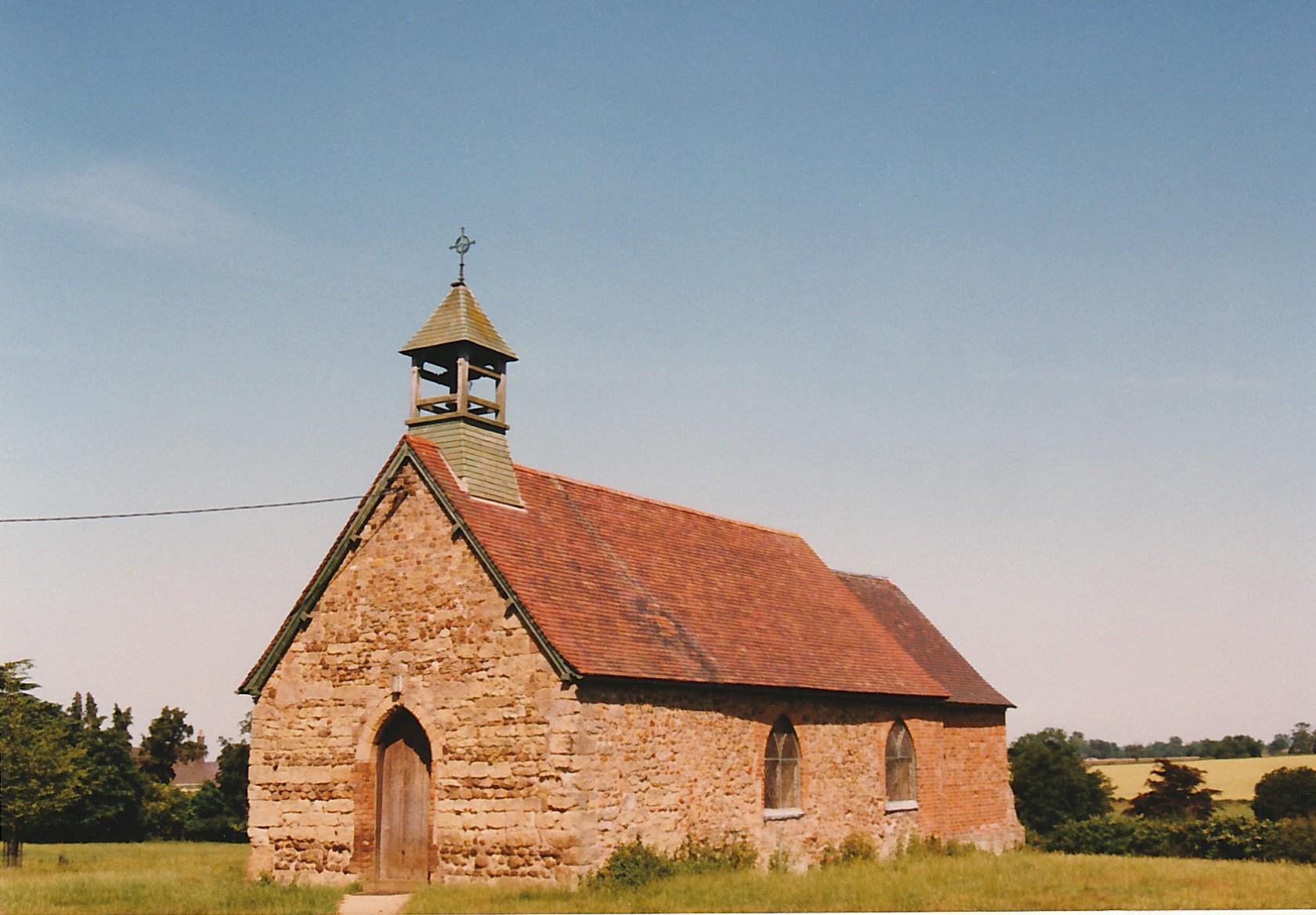 Wibtoft, St. Mary's Chapel