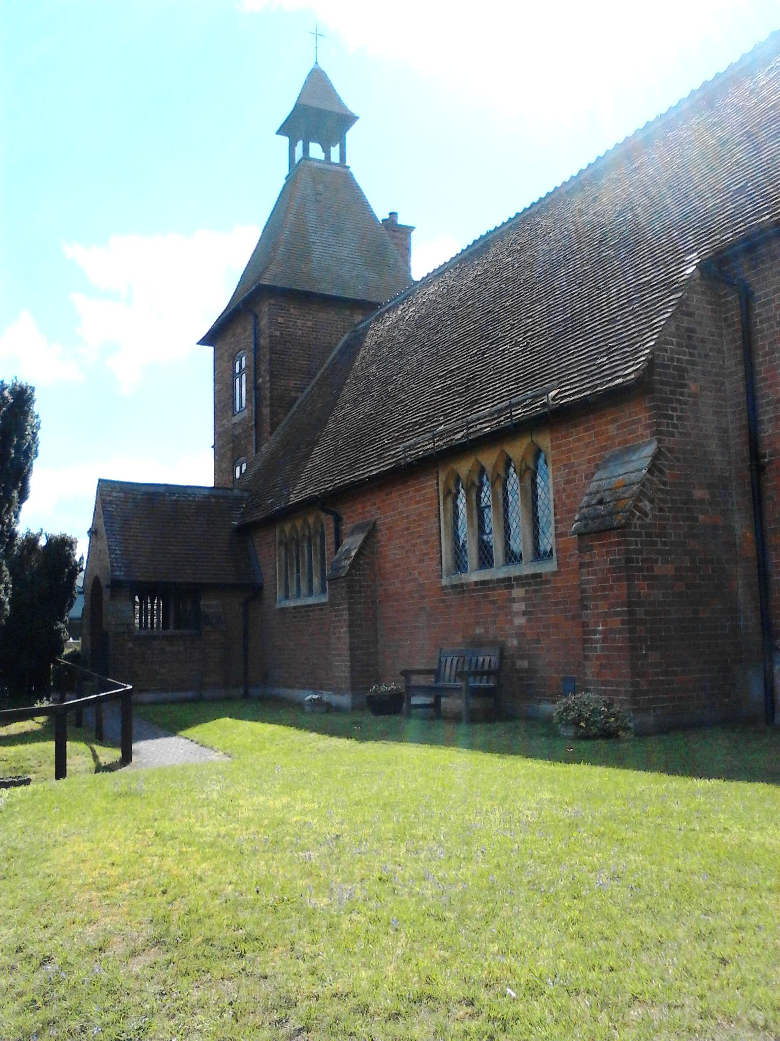 St. Edmund's, Thurlaston