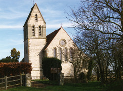 St. George the Martyr, Newbold Pacey