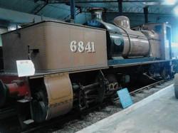 Beyer Garratt Locomotive