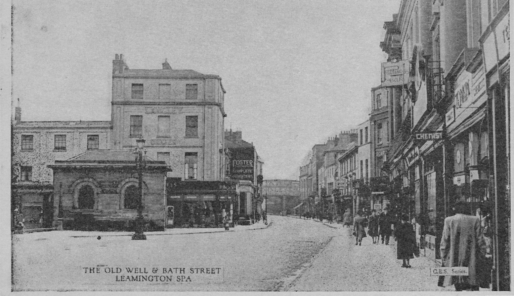 Aylesford Well & Bath Street