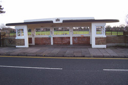 Bus Shelter, Leicester