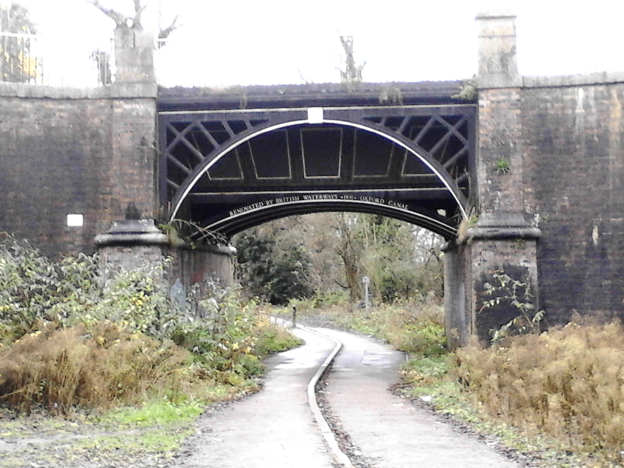 Oxford Canal Aqueduct