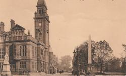 Town Hall & Regent Grove