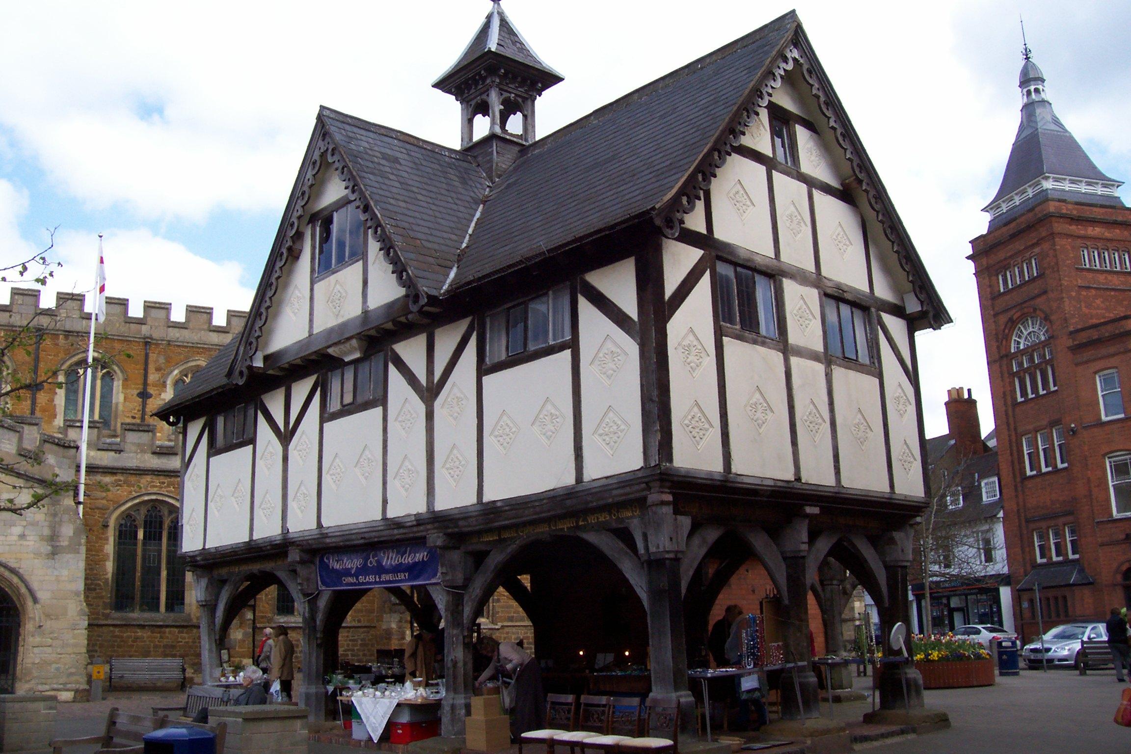 Grammar School, Market Harborough