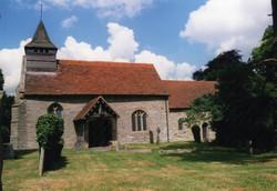 St. Mary the Virgin, Wolverton