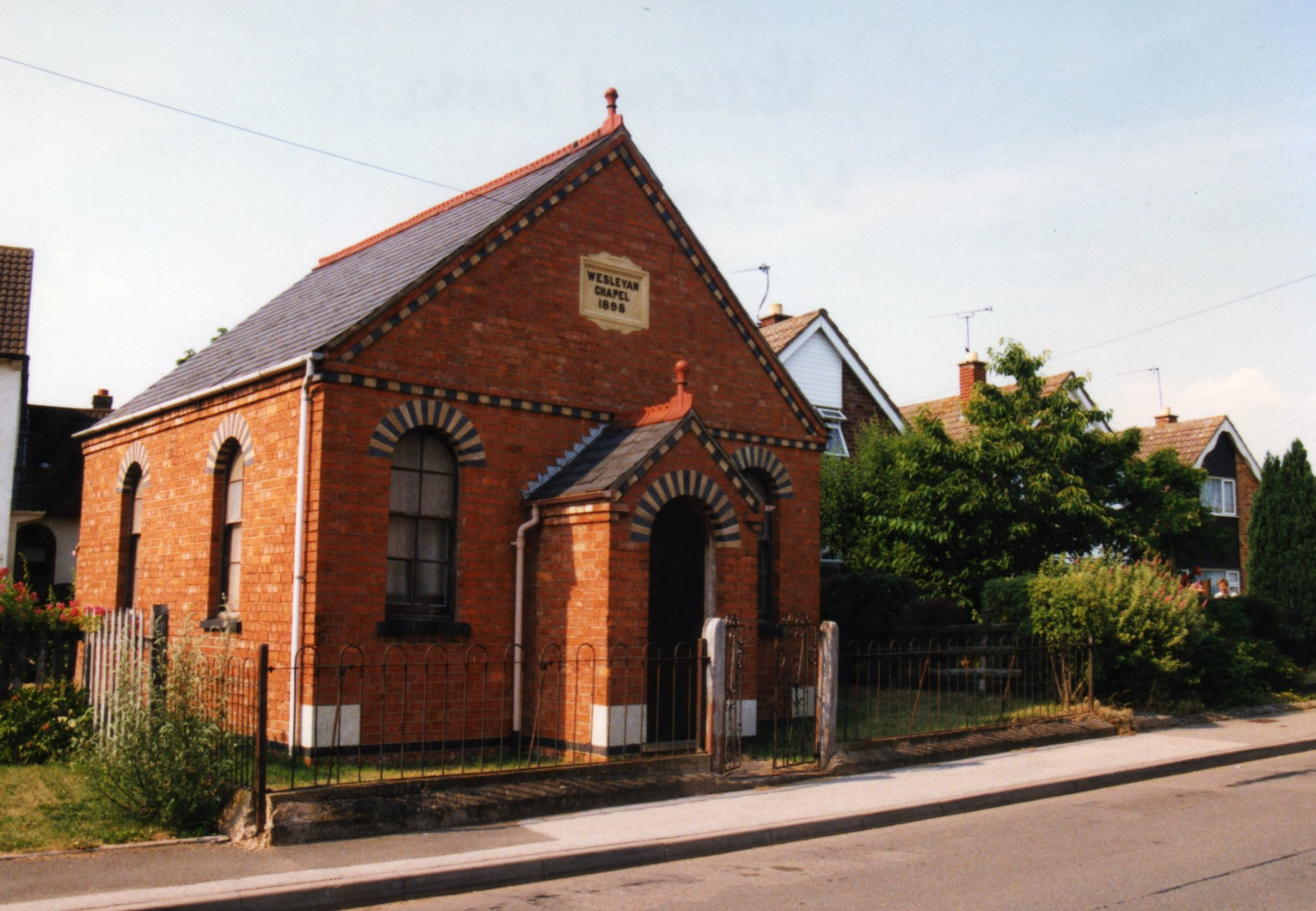 Willoughby Wesleyan Chapel