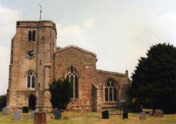 All Saints, Withybrook