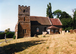 St. Nicholas, Loxley