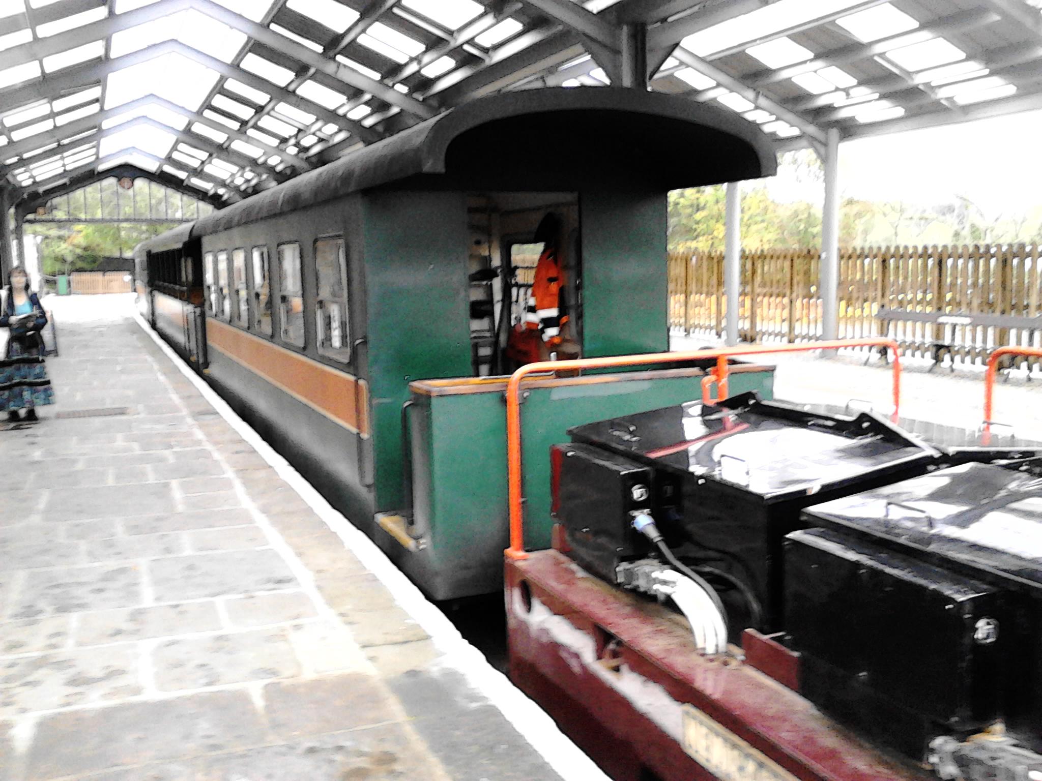 Alston Station