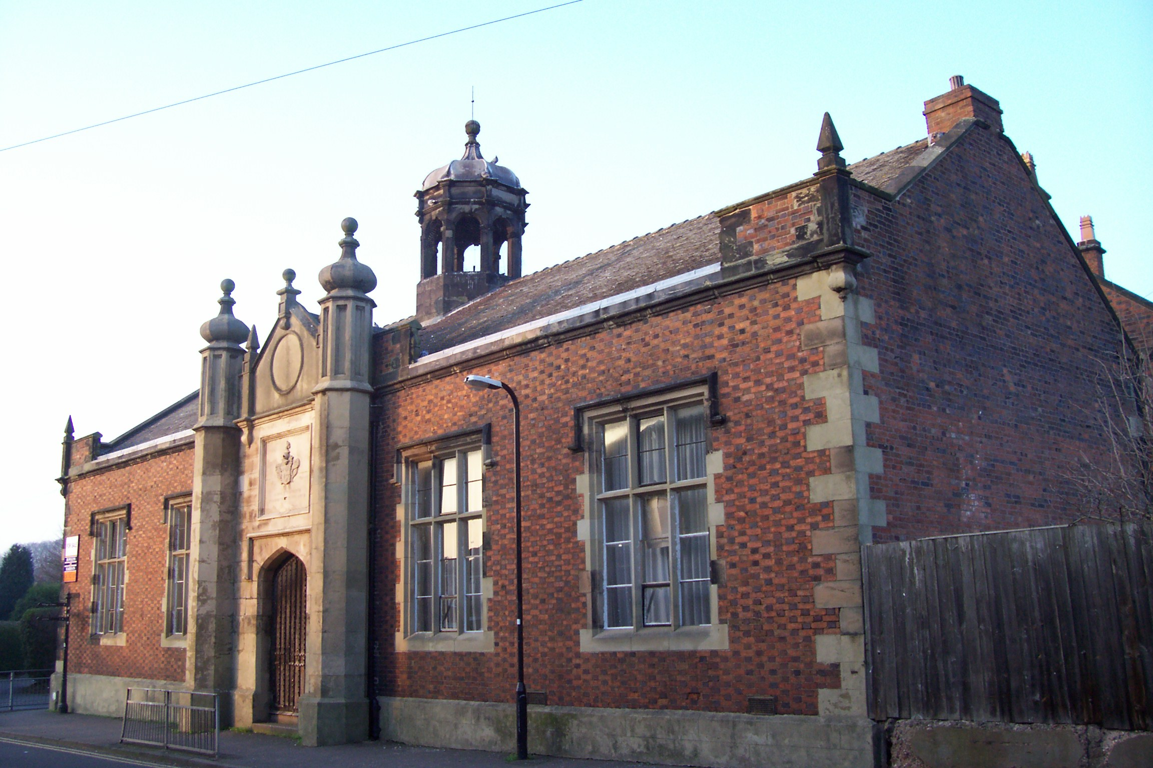 Polesworth Nethersole School