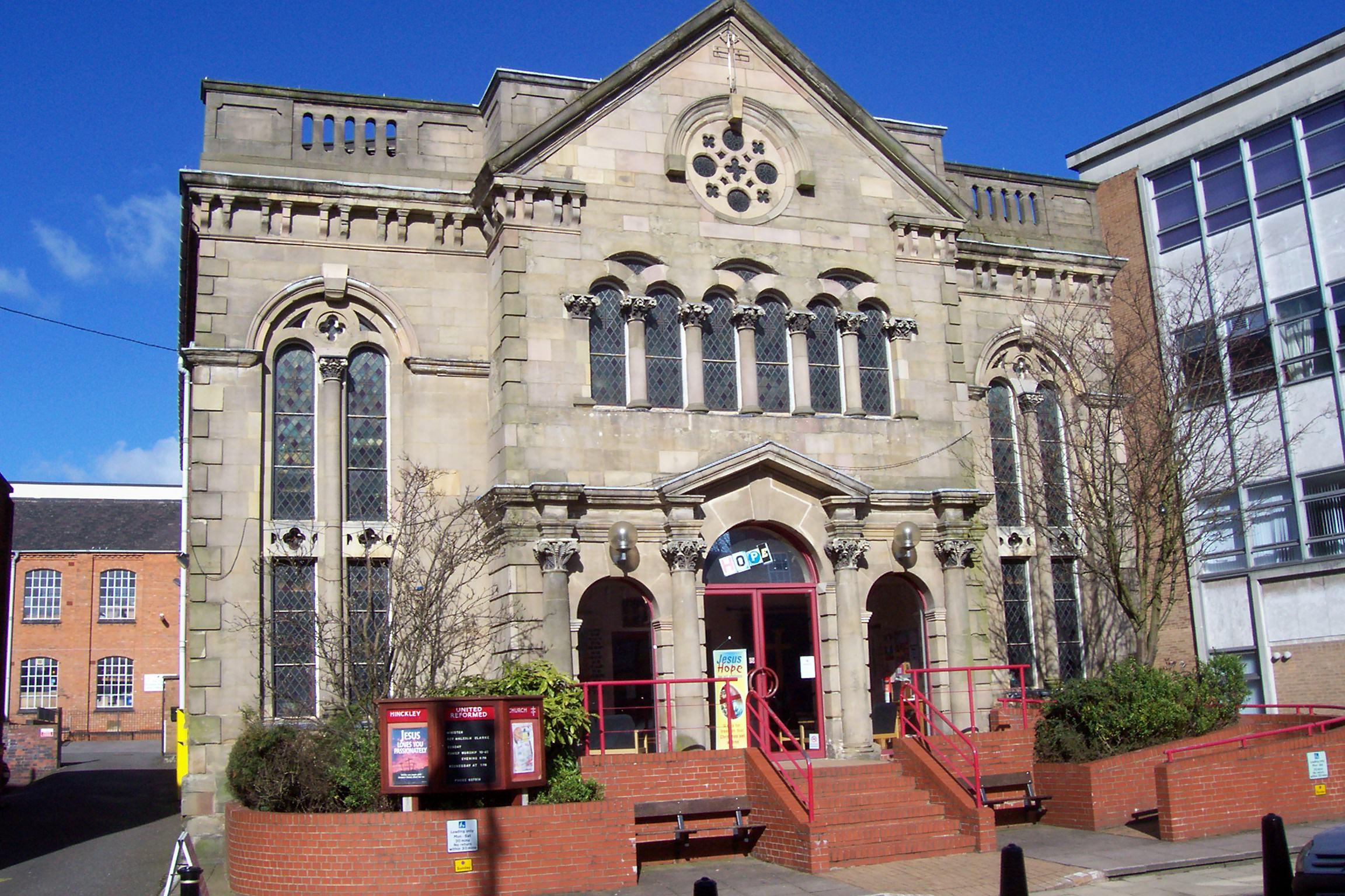Hinckley United Reformed Church